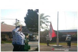HUT Korpri, Polbangtan Medan gelar upacara bendera