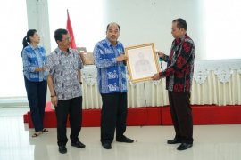 Wali kota : Prajurit tua tidak pernah mati untuk mengabdi