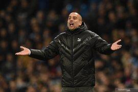 Liga Inggris, Guardiola ingin bertahan di Manchester City