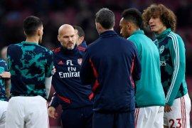 Ljungberg gantikan Unai Emery di Arsenal langsung  fokus ke pertandingan