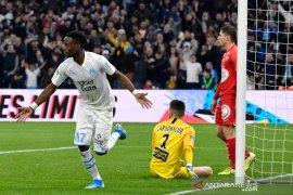 Liga Prancis, Marseille pangkas jarak dari puncak usai tundukkan Brest