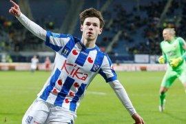 Liga Belanda, Bangkit dari ketertinggalan dua gol, Heerenveen atasi Vitesse 3-2