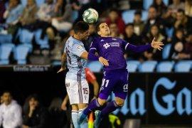 Liga Spanyol :  Valladolid tiga laga tanpa kemenangan
