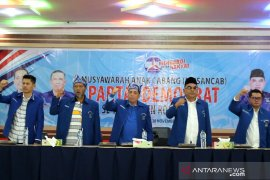 DPC Partai Demokrat Rohil gelar Musancab