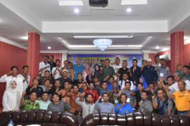 Sukses gelar UKW, Alfisnardo :  Sejarah baru bagi PWI Bengkalis