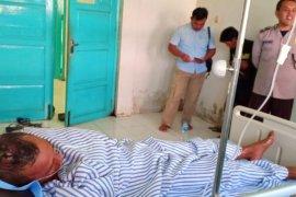 Isnaini nyaris tewas tersengat listrik di Sungai Nyamuk