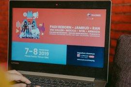"Festival ""Oh My Gig"" 7-8 Desember, Telkomsel hadirkan Girl Band KPop ""GFriend"""