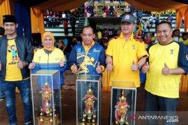 Kecamatan Padarincang Juara Umum Porkab Serang 2019