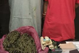 Polisi ringkus remaja bandar ganja lintas kabupaten di Bener Meriah