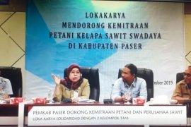 Kemitraan Perusahaan - Petani Sawit Swadaya Bisa Tingkatkan Kesejahteraan