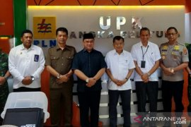 Antara TV - Jusuf Kalla kunjungi PLTU Air Anyir Bangka