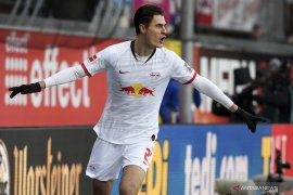 Liga Jerman, Leipzig raih kemenangan keempat beruntun untuk puncaki klasemen