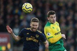 Arsenal gagal kemas tiga poin