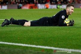Liga Inggris, Liverpool cuma butuh 10 pemain untuk atasi Brighton