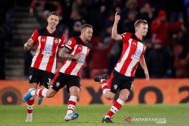 Liga Inggris: Southampton bangkit atasi Watford, Palace bungkam Burnley
