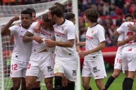 Menang tipis atas Leganes,  Sevilla rangsek ke posisi kedua