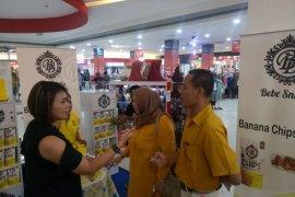 Pengusaha milenial keripik pisang lirik pasar di Kediri