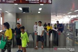 Tarif LRT tanpa subsidi capai puluhan ribu rupiah