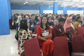 Ratusan peserta ikut audisi Liga Dangdut Indonesia 2020 Pontianak