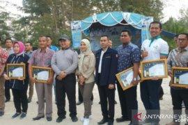 AP II Bandara Depati Amir terima penghargaan AKMY Award 2019
