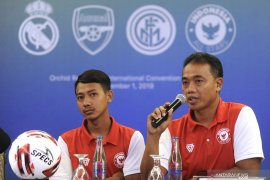Indonesia All Stars  kalahkan Arsenal U-18 3-1