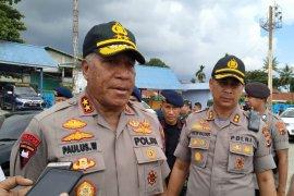 Empat warga Papua ditahan polisi terkait atribut Papua Merdeka