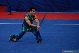 SEA Games 2019: Harris Horatius sumbang perak nomor Taolu Nandao/Nangun
