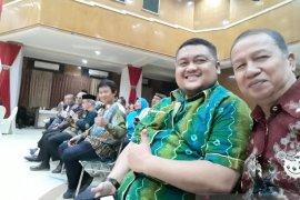 Indrawansyah Syarkowi pemuda Riau yang mencintai etnis Banjar