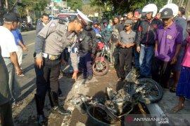 Korban tewas akibat tabrakan di jalur Puncak tidak ada identitasnya