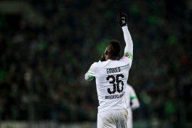 Liga Jerman, Klasemen sementara Gladbach kembali ke pucuk