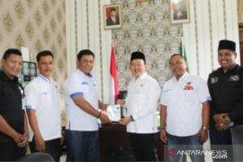 Ketua DPRD nyatakan siap bersinergi dengan PWI Tanjungbalai