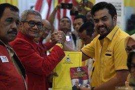 Agun dan Indra ikut mundur dari pencalonan ketum Partai Golkar