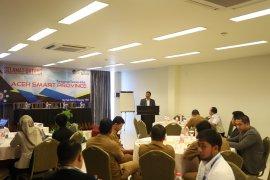 "Unsyiah bersama Diskominsa susun rencana induk ""Aceh Smart Province"""