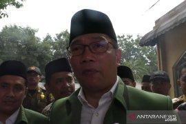 Ridwan Kamil enggan revisi poin ke-7 Surat Keputusan Gubernur tentang UMK 2020