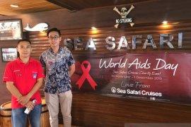 """Pekerja """"Sea Safari Cruise"""" Bali ikuti penyuluhan HIV/AIDS"""