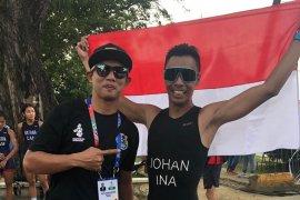 Jauhari Johan raih emas duathlon SEA Games 2019