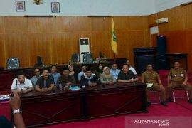 DPRD Kota Padangsidimpuan tetapkan alat kelengkapan dewan