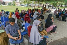 Tercatat 2.263 orang mendaftar CPNS di Kabupaten Paser
