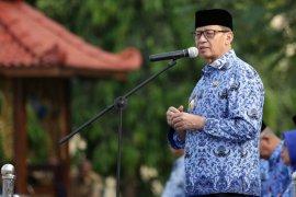 Gubernur Banten Wahidin Halim minta pelaksanaan APBD 2020 tepat waktu