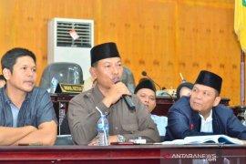 Ketua DPRD: Tidak ada kubu-kubuan di DPRD Padangsidimpuan