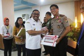 Gubernur Murad serahkan DIPA Maluku tahun anggaran 2020