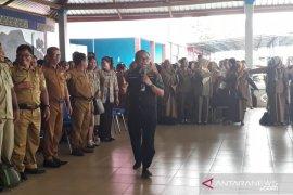 400 Kepsek dan guru Melawi ikuti sosialisasi Sekolah Siaga Kependudukan