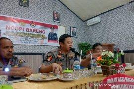 Polres Padangsidimpuan kawal pembangunan Padangsidimpuan