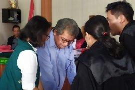 PN Denpasar vonis warga Peru 17 tahun penjara karena kokain