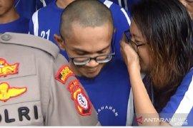 Pasutri pengedar sabu-sabu di Sukabumi ditangkap