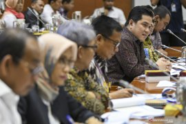 DPR minta Erick Thohir evaluasi BUMN penerima PMN