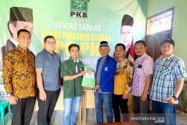 Tujuh calon kepala daerah Rejang Lebong mendaftar ke PKB
