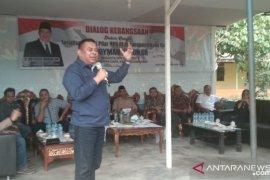 Boyman Harun ajak warga Kubu Raya pertahankan ideologi Pancasila