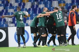 Liga Italia, Bologna stop rekor empat laga tanpa kemenangan dengan taklukkan Napoli