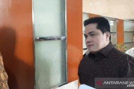 Empat tahun diwakilkan, Menteri BUMN Erick Thohir akhirnya hadiri langsung raker DPR-RI